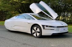 The most fuel efficient car on earth: The 2015 Volkswagen XL1 that goes 420km per gallon