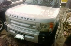 Land Rover LR3 2005 Silver for sale
