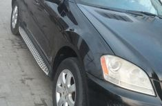 Mercedes Benz Ml 350 2006 Black for sale