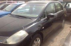 Nissan Tilda 2008 Black for sale