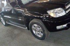 Toyota 4-Runner 2004 Black for sale