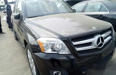 Clean Tokunbo Mercedes-benz Glk350 4matic 2009 Black