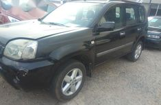 Nissan X-Trail 2005 Black for sale