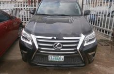 2014 Lexus GX Black for sale