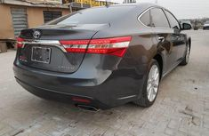 2013 Grey Toyota Avalon V6 Automatic for sale at best price