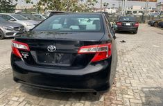 Almost brand new 2013 Black Toyota Camry Petrol for sale