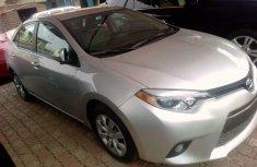 Toyota Corolla 2015 Petrol Automatic Grey/Silver for sale