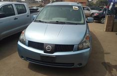 Nissan Quest 2004 Automatic Petrol ₦1,500,000 Blue for sale