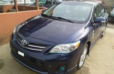 Toyota Corolla 2012 Blue for sale