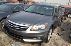 Honda Accord 2008 Grey ₦2,500,000 for sale