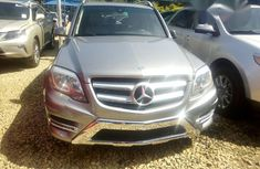 Mercedes Benz GLK350 2014 Gray for sale