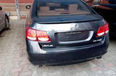 2008 Lexus GS Petrol Automatic Black for sale