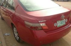 Toyota Camry 2008 Red ₦1,550,000 for sale