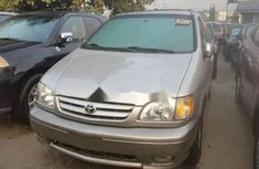 2001 Toyota Sienna Automatic Petrol well maintained