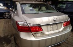 2014 Gold Honda Accord Petrol Automatic for sale