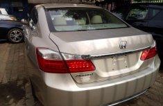 2014 Gold Honda Accord Petrol Automatic for sale