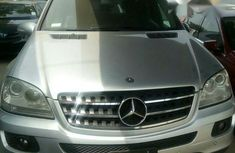 Tokunbo Mercedes-Benz M Class ML350 4MATIC 2009 Silver for sale
