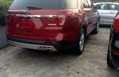 2016 Ford Explorer Red for sale