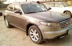 2006 Infiniti FX Brown for sale in Lagos