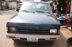 1992 Nissan Frontier Petrol Manual Blue for sale