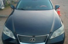 2010 Lexus ES Black for sale in Lagos