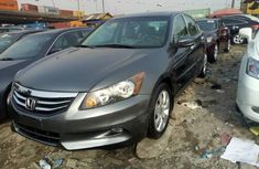 Almost brand new Honda Accord Petrol 2008 Grey for sale