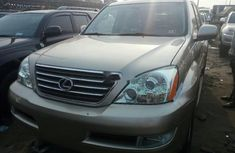2006 Gold Lexus GX Automatic Petrol well maintained for sale