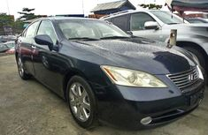 2007 Lexus ES Petrol Automatic Blue for sale