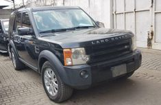 Land Rover LR3 2006 Petrol Automatic Black for sale