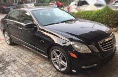 Mercedes-Benz E350 2013 Black for sale