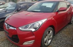 Hyundai Veloster 2013 Red for sale