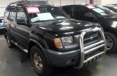 Nissan Xterra 2000 Black for sale
