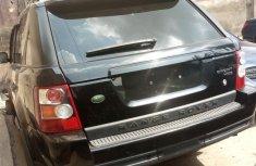 Super Clean Range Rover Jeep 2008 Black for sale