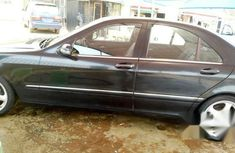 Mercedes-benz CLS500 2003 Black for sale