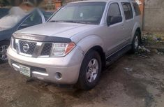 Used Nissan Pathfinder 2006 Silver for sale
