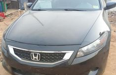 Honda Accord Coupe 2010 Black for sale