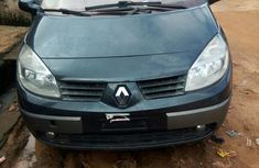 Neat Renault Scenic 2006 Black for sale