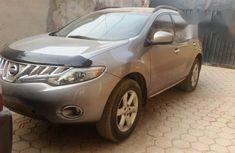 Nissan Murano 2009 Gray for sale
