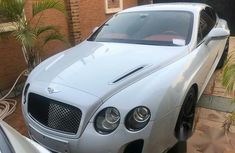 Bentley Continental GTC 2010 White for sale