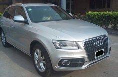 Audi Q5 Sline 2014 Silver for sale