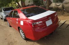 Foreign Used Toyota Camry 2012 Red for sale