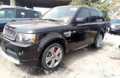 Black Land Rover Range Rover Sport 2013 ₦15,000,000 for sale