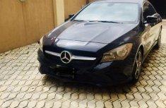 Registered Mercedes Benz CLA250 2016 Black for sale