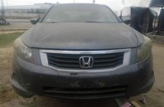 Honda Accord 2008 Gray for sale
