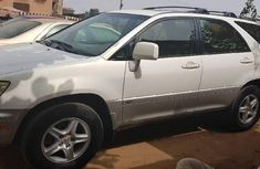 Neatly Lexus RX 2002 White for sale