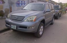Used Lexus GX 470 2008 Green for sale
