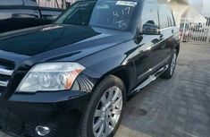 Tokunbo Mercedes Benz GLK 350 2010 Black for sale