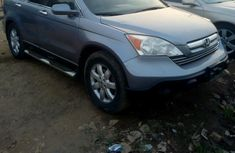 A Complete First Body Honda CRV 2009 Blue for sale