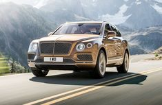 9 intriguing stories about the history of the Bentley brand