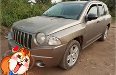 Neatly used jeep compass 2007 for sale in Nigeria